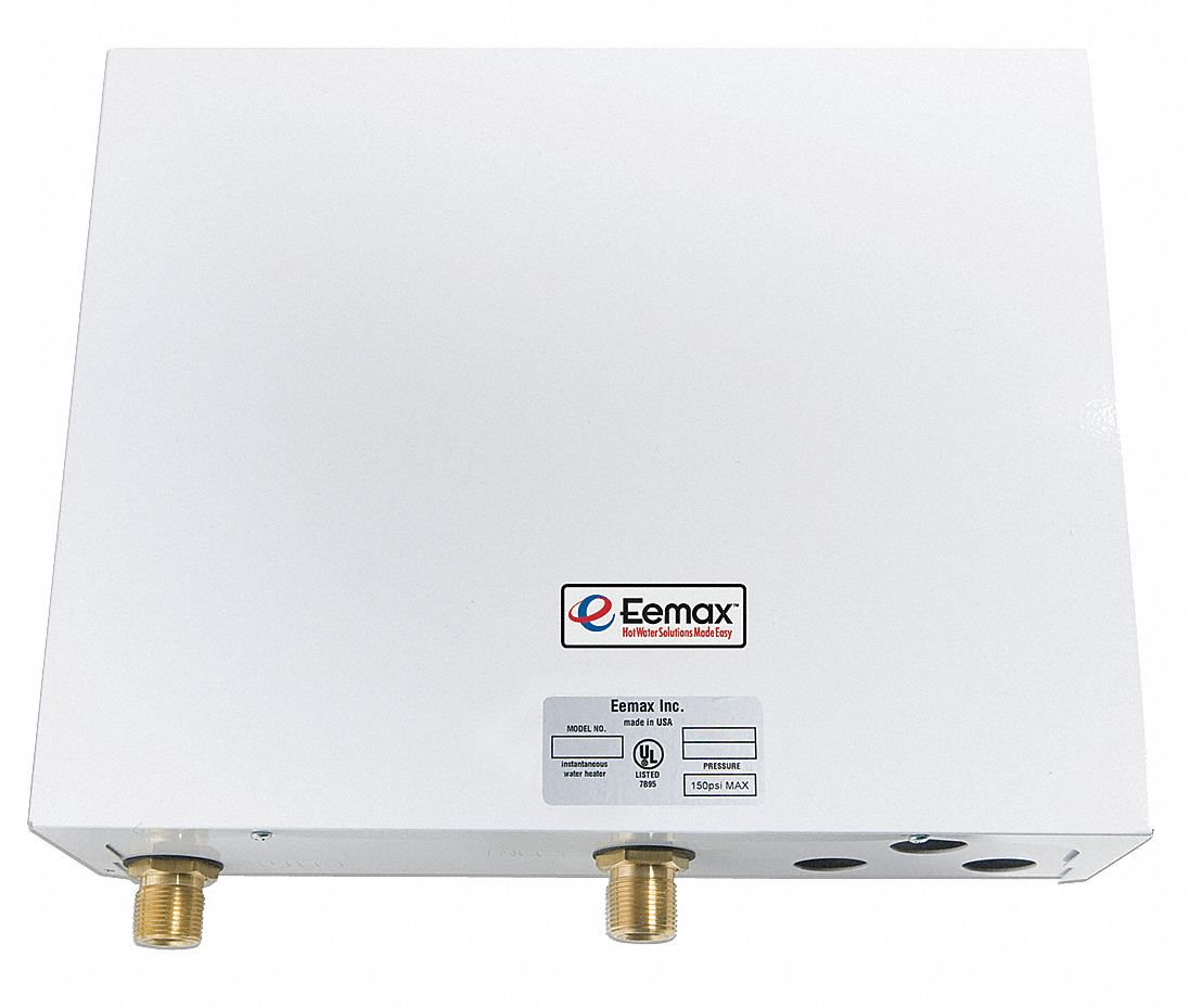 Eemax 208v General Purpose Electric Tankless Water Heater