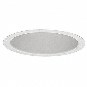Recessed Downlight,3500K,6 In,120/277V