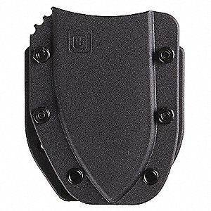 Rescue Tool Ultrasheath, Black Plastic