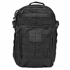 Rush 12 Backpack,18x11x18 In,10 Pkt