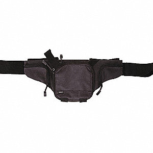 Pistol Pouch,Charcoal