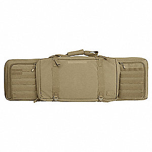 Gun Case,Single,Sandstone,37-1/4x12In