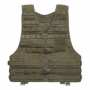 LBE Vest,Tac OD,Regular