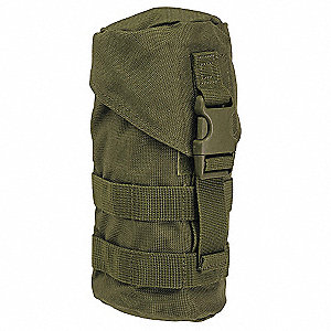 H20 Carrier,Tac OD,Nylon,7-1/2 x4-1/8 In