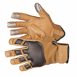 Mechanics Gloves,Coyote,L,PR