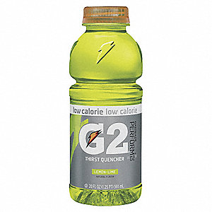 Lemon-Lime Ready to Drink Low Calorie Sports Drink, Package Size: 20 oz., Yield: 20 oz.