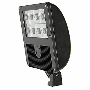 12,700 Lumens LED Floodlight, Dark Bronze, LED Replacement For 400W HPS/MH