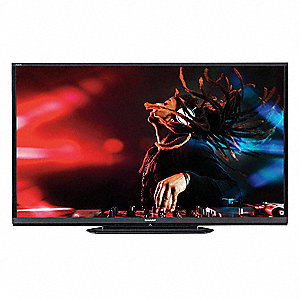 "50"" LED Flat Screen 1080P High Definition Television, 120 Hz"
