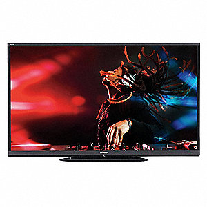 "60"" LED Flat Screen 1080p High Definition Television, 120 Hz"