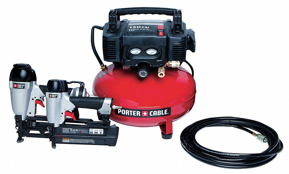 porter cable 150 psi air compressor manual
