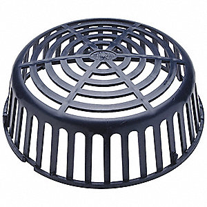 Roof Drain Dome,12-1/2 In L