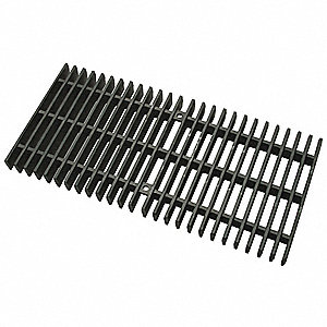 Zurn Ductile Iron Gray Floor Drain Grate Pipe Dia Drop