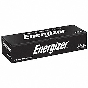 Battery,Alkaline,AA,PK24