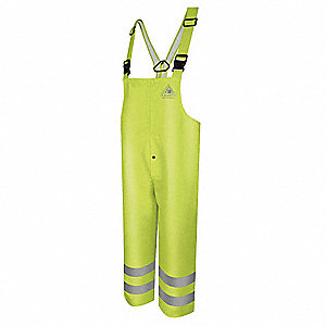 Arc Flash Rain Bib Overall