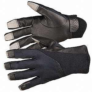 Screen Ops Duty Glove,2XL ,Black,PR