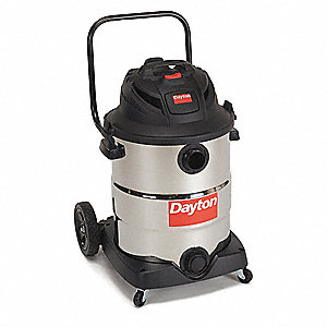 16 gal. Contractor Wet/Dry Vacuum, 6.5 Peak HP, 120 Voltage