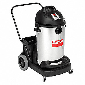 20 gal. Industrial Wet/Dry Vacuum, 120 Voltage