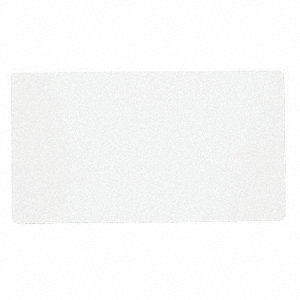 Desk Pad,Clear,Flexible Vinyl