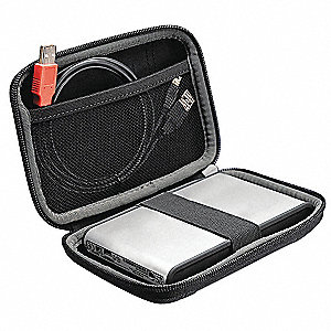 Hard Drive Carrying Case, 1 Hard Drive Capacity