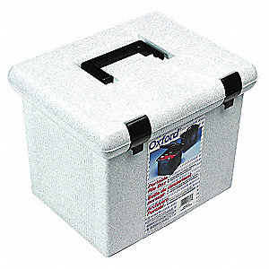 File Storage Box,Granite,Plastic