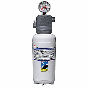 Water Filter System,3/8In NPT,2.1gpm