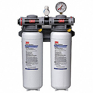 Water Filter System,3/4 In,6.68 gpm