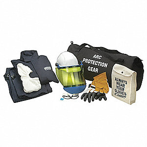Arc Flash Protection Clothing Kit