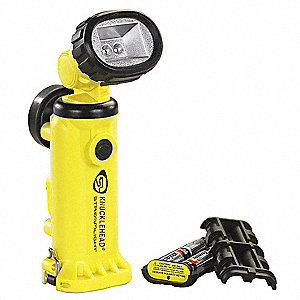 Industrial Hands Free Light,LED,Yellow