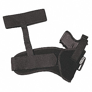 Ankle Holster,Right,Size 12