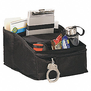 Organizer Bag,Black,Nylon
