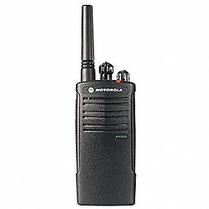 UHF No Display  Portable Two Way Radio, Number of Channels 2
