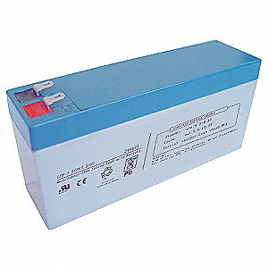 ABS Battery, Voltage 8, Battery Capacity 3.2Ah, Faston Terminal Type