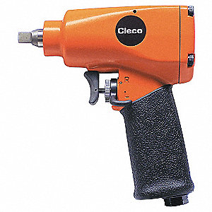 "Industrial Duty Air Impact Wrench, 3/8"" Square Drive Size 60 to 75 ft.-lb."