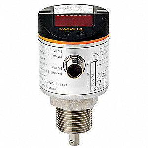 Level Sensor,G3/4 NPT,4x NO/NC