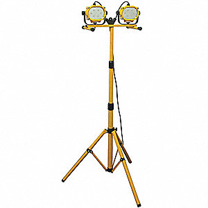 Tripod Stand,LED,32W,120V,Twin