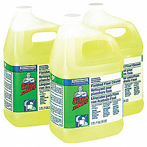 1 gal. Floor Cleaner, 3 PK