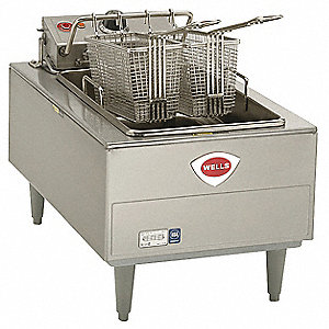 Electric Fryer,3400/4600 Watt