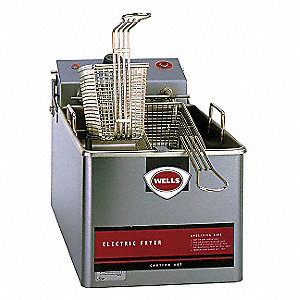 Electric Fryer,3400/4500 Watt