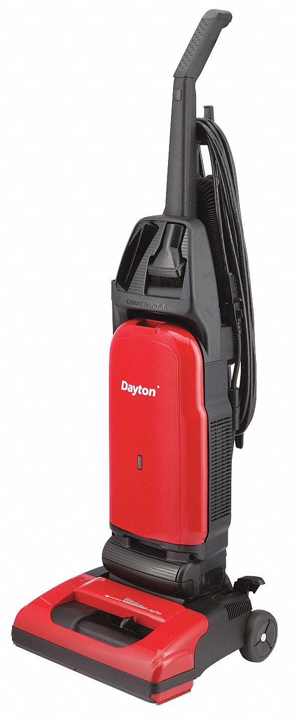 Dayton Upright Vacuum Hepa 24z194 24z194 Grainger