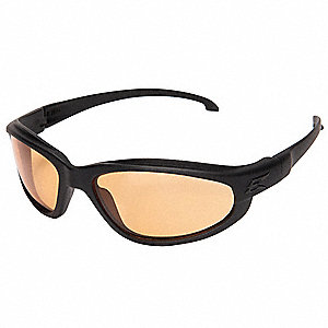 Safety Glasses, Tigers Eye, Wraparound