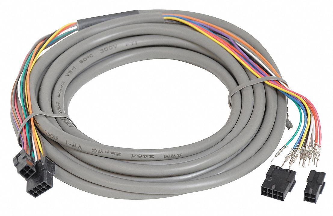 ezacdc wiring harness mckinney wiring harness - 25he16|qc-c1500p - grainger