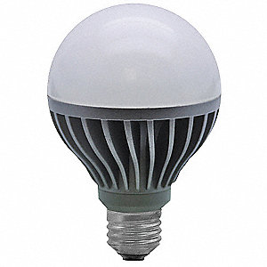 LED Lamp,Silver,120,8,2700K,Med.