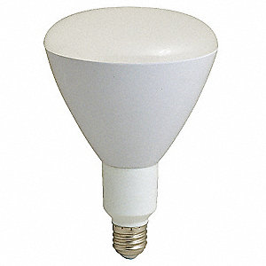 LED Lamp,Silver,120,18,3000K,Med.