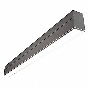 LED Recessed Troffer, LED Replacement For 4 Lamp LFL, 3500K, Lumens 2000, Rated Life 50,000 hr.