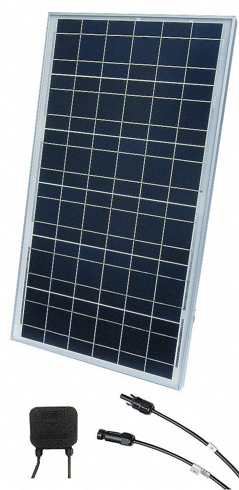 Solartech Power 36 Cell Polycrystalline Solar Panel 18