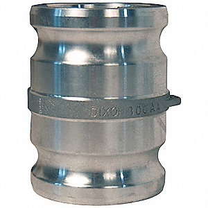 AA Spool Adapter, Adapter, Stainless Steel