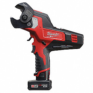 Cordless Cable Cutter,12V Li-Ion