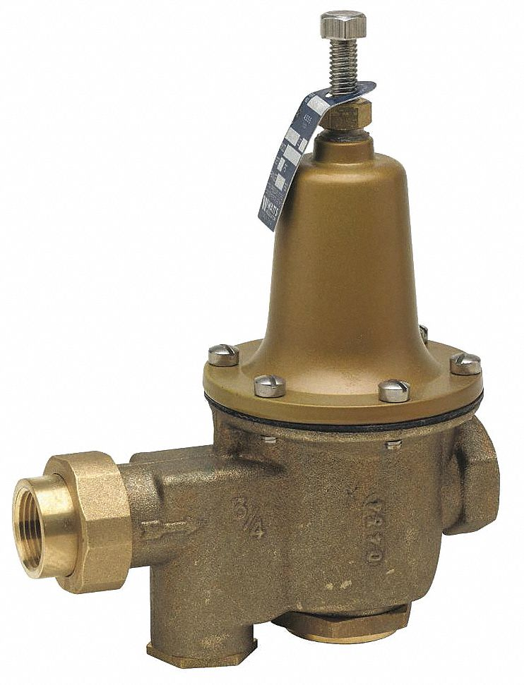 Water Pressure Regulator Valve,1 In.