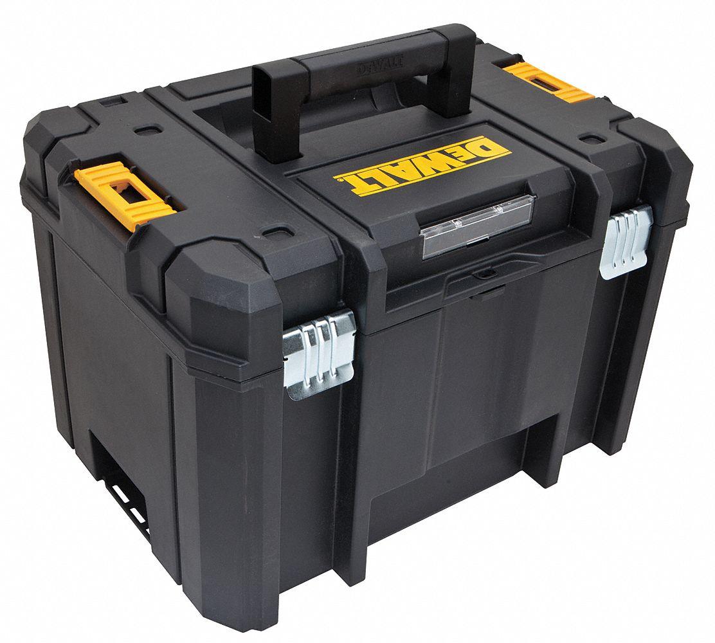 Dewalt Portable Stackable Tool Box 11 7 8 Quot H X 17 1 4 Quot W X