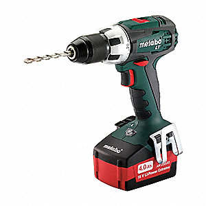 "18V Standard Li-Ion 1/2"" Cordless Drill/ Driver Kit, Battery Included"